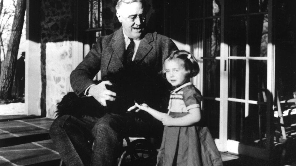 Tổng thống Roosevelt